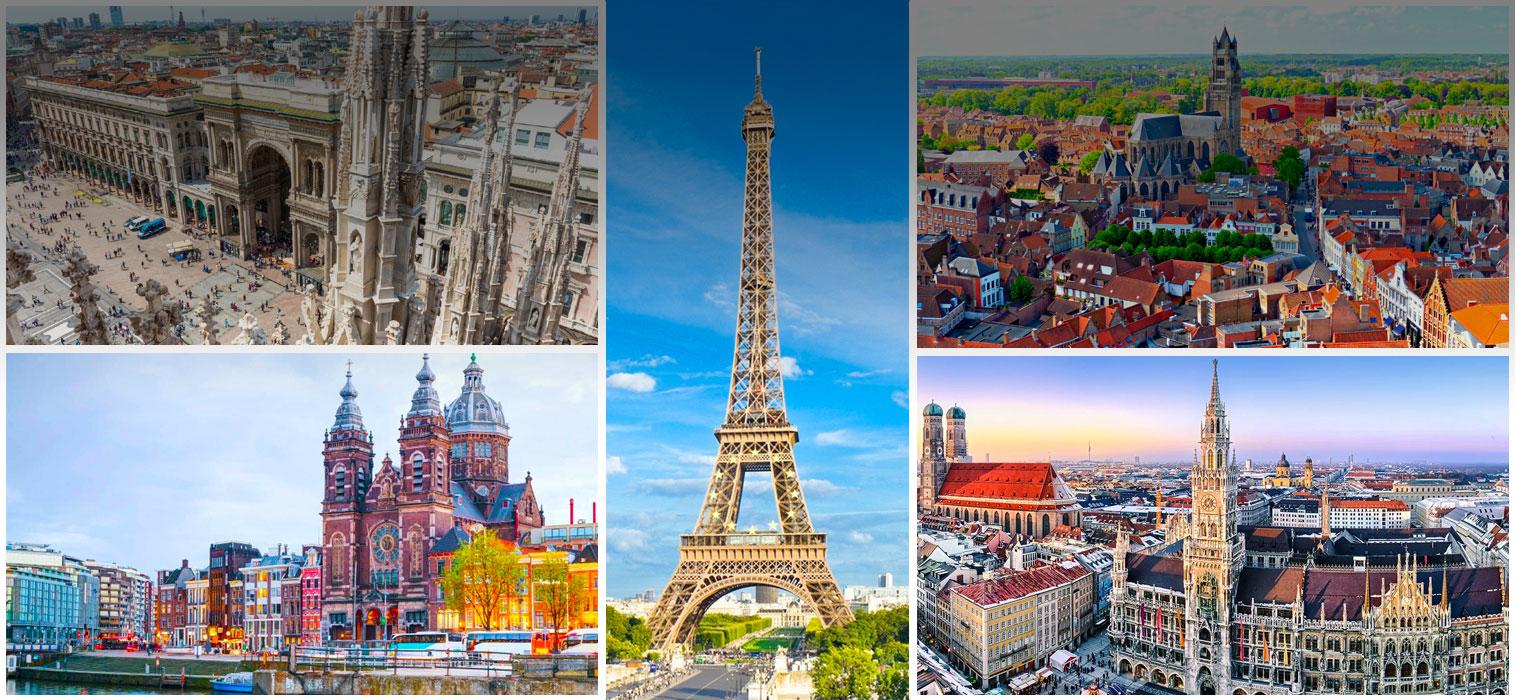 Европейский Гранд тур