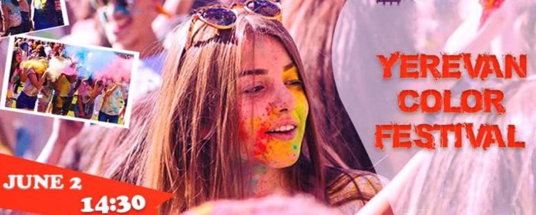 Yerevan Color Festival