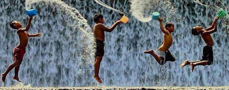 Вардавар: сухим из воды не выйдешь
