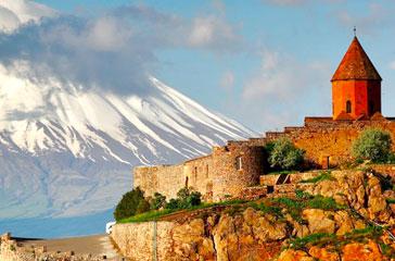 6 дней в Армении