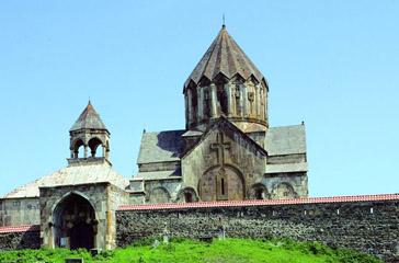 Gandzasar Monastery Complex