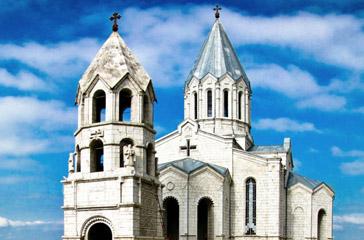 Собор Святого Христа Всеспасителя (Шуши)