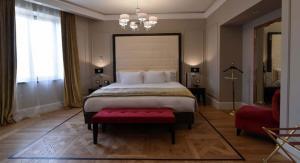 Комната с 1-ой двуспальной кроватью