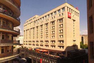 Отель ibis Yerevan