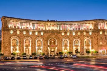 Marriott Armenia Hotel