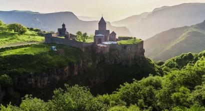 Интересные места в Армении