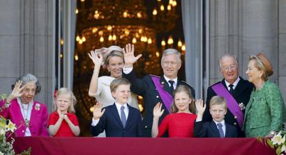 Бельгийский Король Филипп