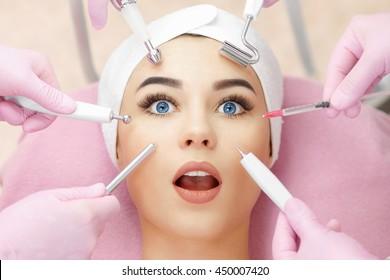 Виды косметических лазерных процедур