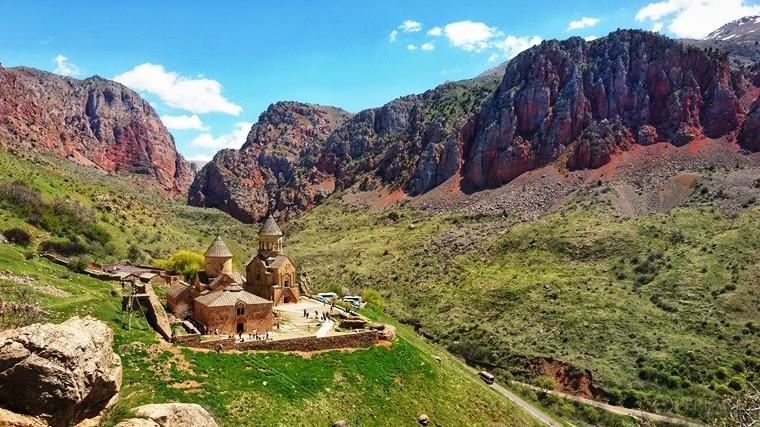 Конкурентные преимущества медицинского туризма в Армении