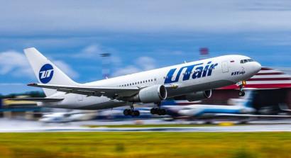 Авиакомпания Utair запускает рейсы из Сургута в Ереван