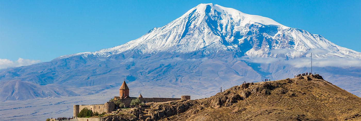 Летний тур в Армению
