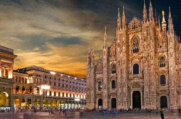 Италия, Франция